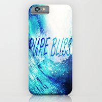 iPhone & iPod Case featuring Pure Bliss by Kiki Christina