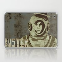 Buster Keaton - the legend Laptop & iPad Skin