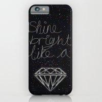SHINE BRIGHT LIKE A DIAM… iPhone 6 Slim Case