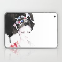 Watercolor illustrations Laptop & iPad Skin