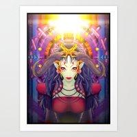EyeSee Art Print