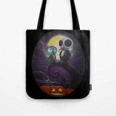 Jack&Sallyowls2 Tote Bag
