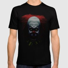 Pennywise Black SMALL Mens Fitted Tee