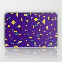 TronGeometric Laptop & iPad Skin