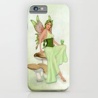 Absinthe the Green Fairy iPhone 6 Slim Case