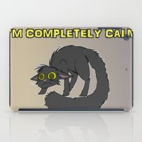 Completely Calm iPad Case