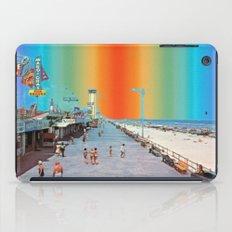 Boardwalk Rainbow iPad Case