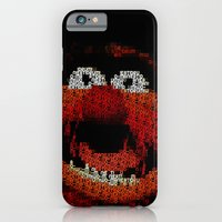 iPhone Cases featuring ANIMAL by Robotic Ewe