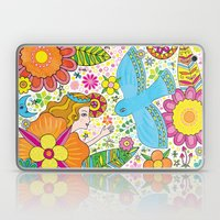 Queen's Garden Laptop & iPad Skin