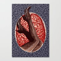 Smart is Sexy Canvas Print