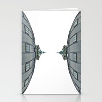 Space Prison Stationery Cards