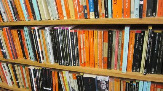 Shelves Art Print