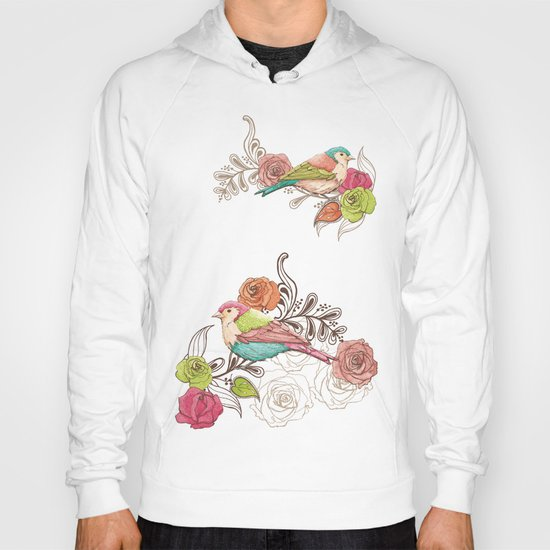 Country Garden Hoody