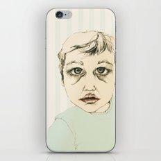 The Child iPhone & iPod Skin