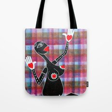 LATE ANNUNCIATION Tote Bag