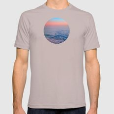 Earth VII Mens Fitted Tee Cinder SMALL
