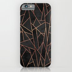 Shattered Black / 2 iPhone 6 Slim Case