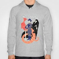 The Knight, Death, & The… Hoody