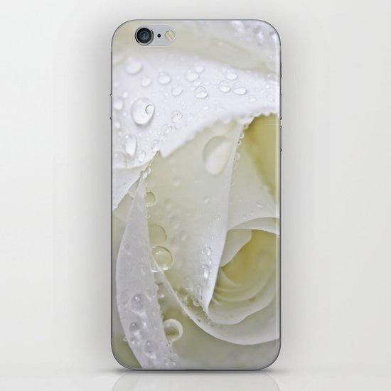 Crystal Rain iPhone & iPod Skin