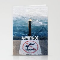 Why not Stationery Cards