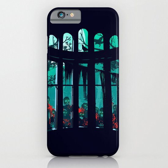 The Plague iPhone & iPod Case