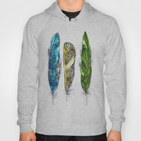 Dream Feathers Hoody