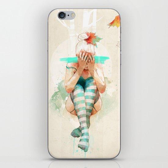 Autumn iPhone & iPod Skin