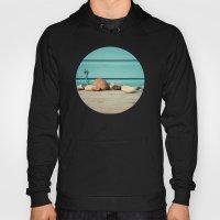 Beach Hut Stones Hoody