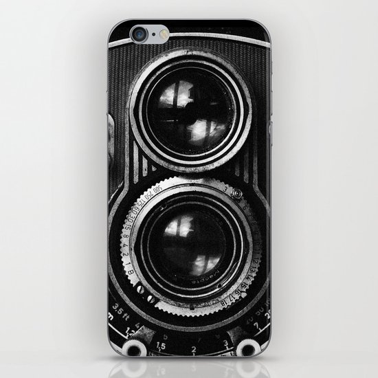 Boss Camera iPhone & iPod Skin