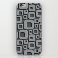 Abstract V-1 iPhone & iPod Skin