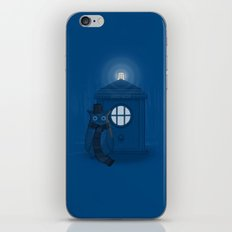 Dr Who Who? iPhone & iPod Skin