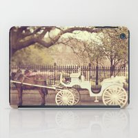 New Orleans Carriage Ride iPad Case