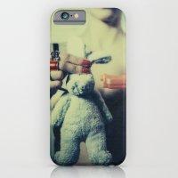 iPhone & iPod Case featuring The Bunny by Marko Mastosaari