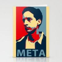 Meta Stationery Cards