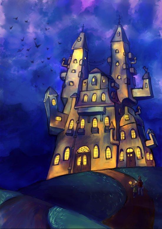Martin's Castle Art Print