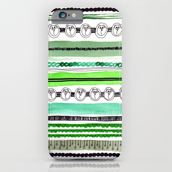 Pattern / Nr. 4 iPhone & iPod Case