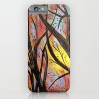 iPhone & iPod Case featuring Tree branches by maggs326