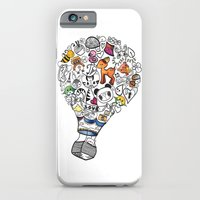 iPhone & iPod Case featuring Doodle Balloon by Steph Dillon