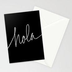 Hola Stationery Cards
