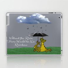 Raining Rainbow Dragon Laptop & iPad Skin