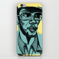 Mighty Mos Def iPhone & iPod Skin