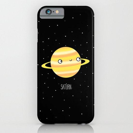 Saturn iPhone & iPod Case
