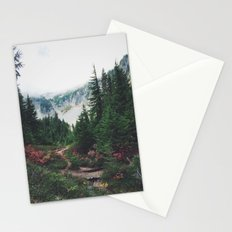 Mountain Trails Stationery Cards