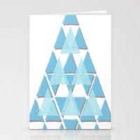 Blue Sky Mountain Stationery Cards