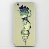 REBELLION fail iPhone & iPod Skin