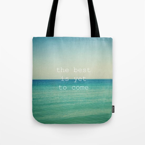 The Best (Waves) Tote Bag