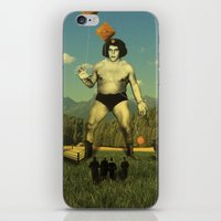 André Waz 'ere iPhone & iPod Skin