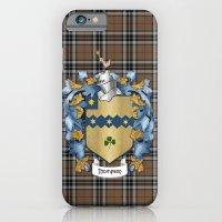 Thompson Crest and Tartan iPhone 6 Slim Case