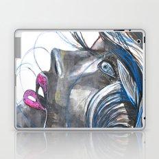 Emo Girl Laptop & iPad Skin