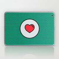 Love Is In The Air! Laptop & iPad Skin